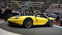 Ferrari Sergio by Pininfarina at 2015 Geneva Motor Show