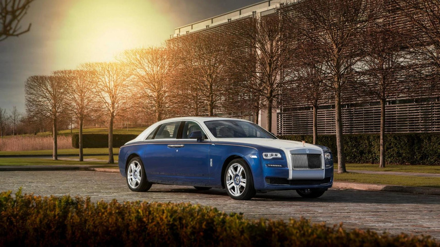 Rolls-Royce Ghost Mysore Collection unveiled in Abu Dhabi
