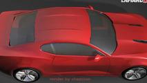 2016 Chevrolet Camaro rendering / Chazcron