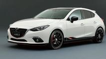 Tuned Mazda3 for Tokyo Auto Salon