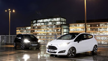Ford Fiesta Black and White Editions