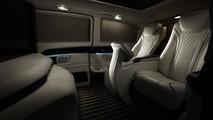 Mercedes-Benz previews Metris midsize van with four concepts at SEMA