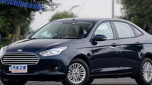 Ford Escort / carnewschina.com