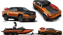 Chevrolet Colorado Nautique concept