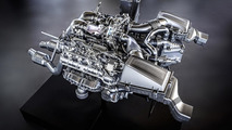 Mercedes-AMG V8 4.0-liter twin-turbo M178 engine