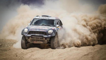 Nasser Al-Attiyah and Matthieu Baumel win the 2015 Dakar Rally