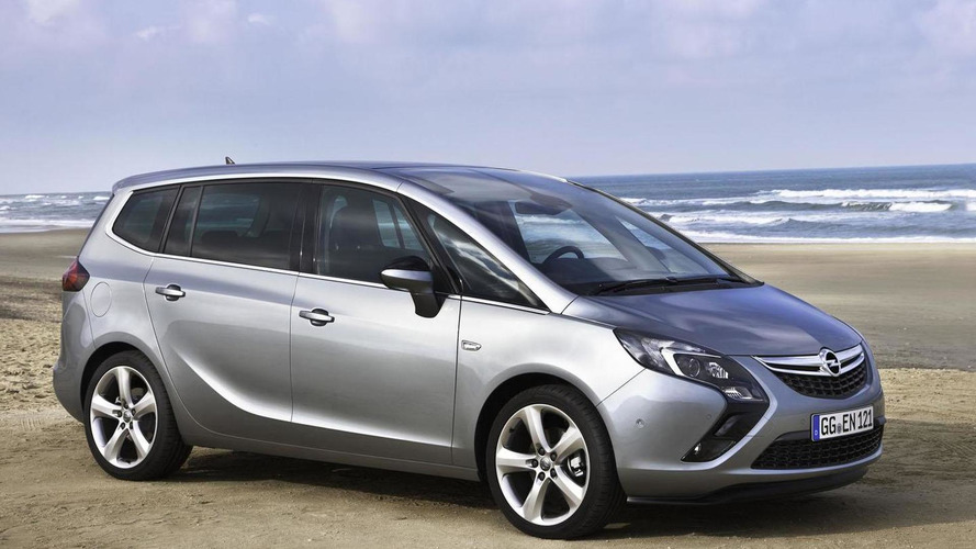 Opel reportedly transforming next-gen Zafira and Meriva into crossovers for 2016 launch