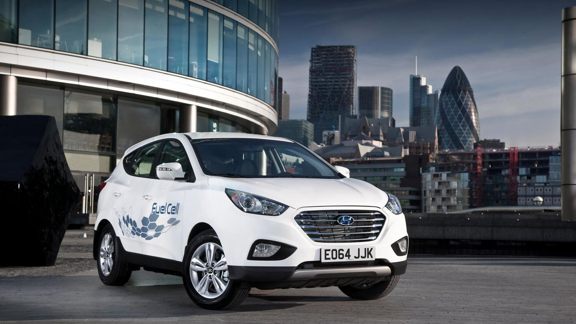 2018 hyundai fuel cell. simple hyundai hyundai targets 2018 winter olympics to debut nextgen hydrogen fuel cell for hyundai