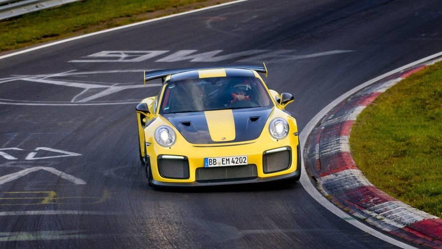 DIAPORAMA - Les 10 sportives les plus rapides sur le Nürburgring
