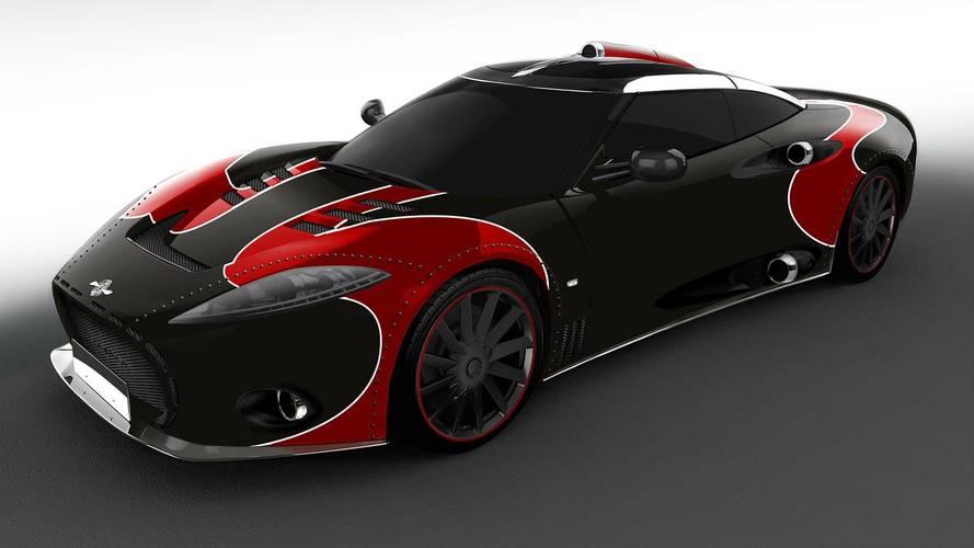 Ár kizárólag érdeklődésre: Spyker C8 Aileron LM85