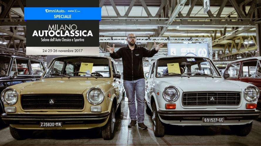Tutto il meglio di Milano AutoClassica 2017