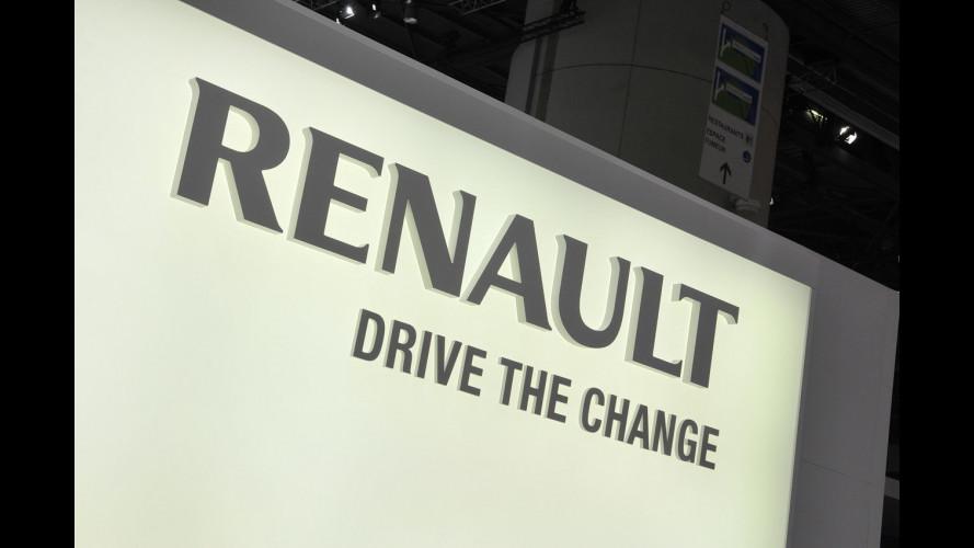 Renault al Salone di Ginevra 2012