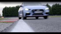 Hyundai i30 N, il teaser