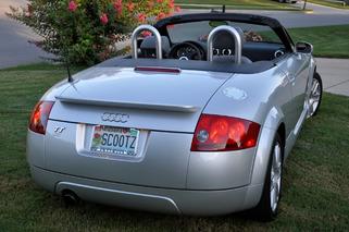 Audi TT Roadster