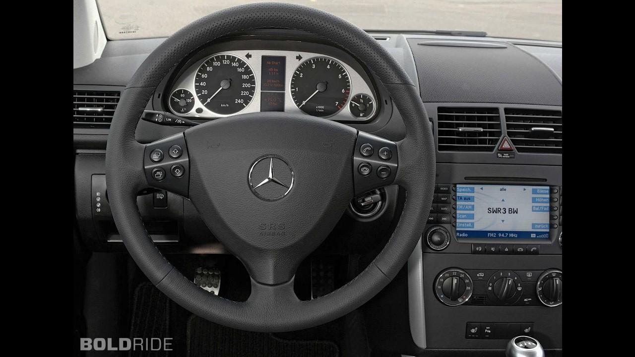 Mercedes-Benz A200 Turbo