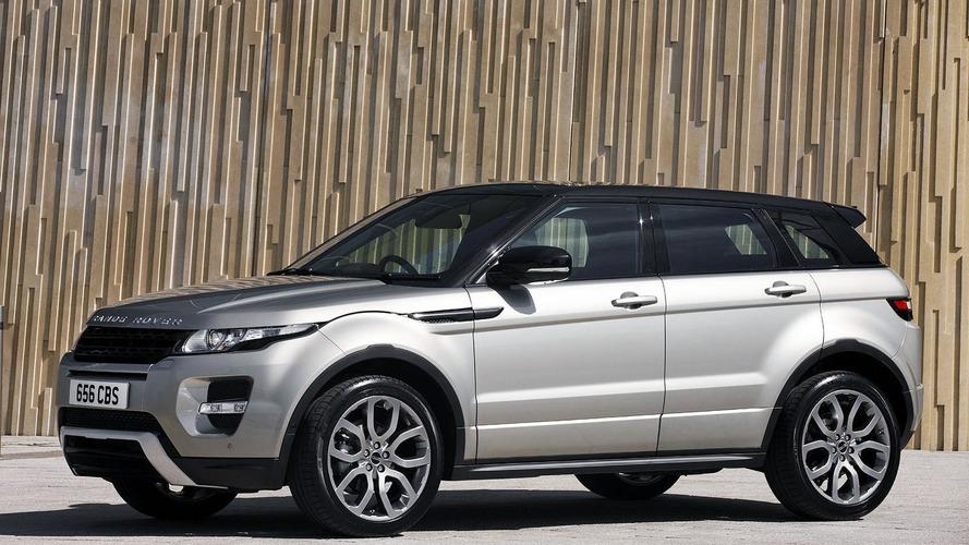 Range Rover Grand Evoque coming in 2015 - report