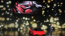 Lamborghini Gallardo LP 570-4 Super Trofeo Stradale live in Frankfurt 13.09.2011