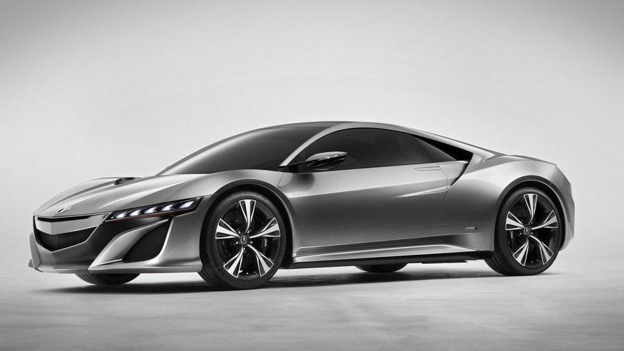 Acura considering a baby NSX - report
