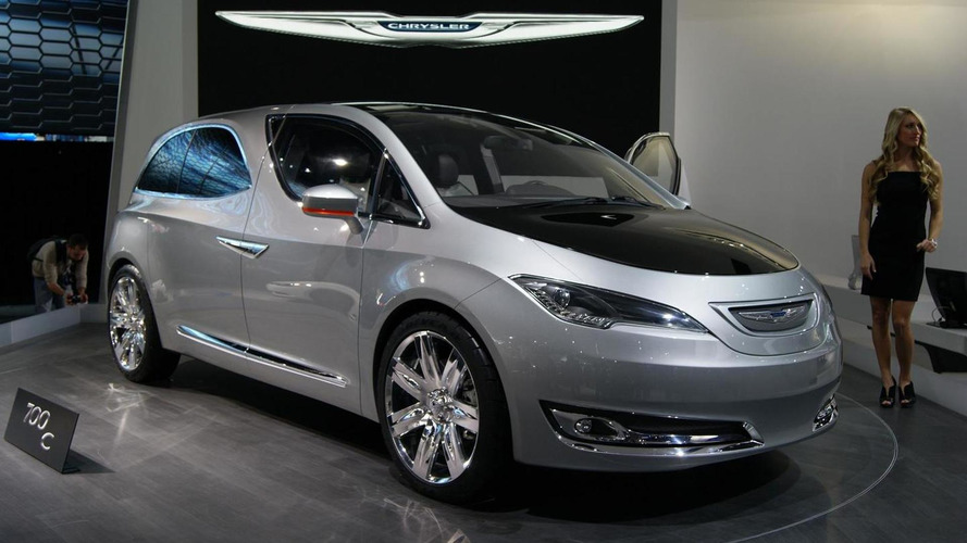 2016 Chrysler Town & Country to push the envelope in terms of styling - report