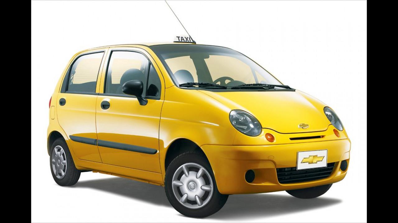 Chevrolet Spark (2006)