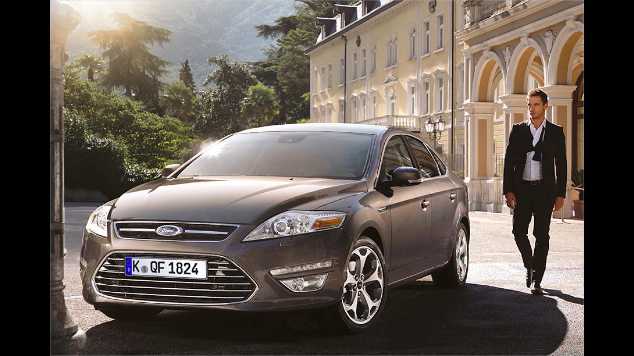 Der Ford für den Lord