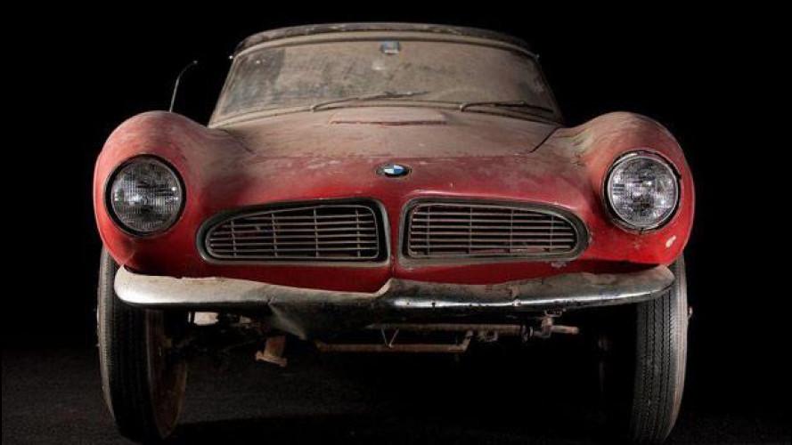 BMW vuole restaurare la 507 di Elvis Presley