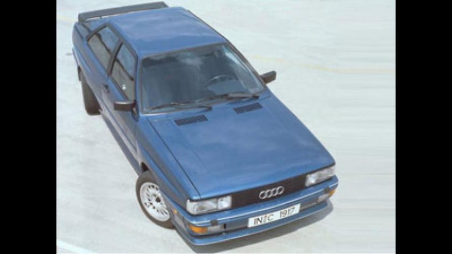Audi quattro è la Audi preferita su Facebook