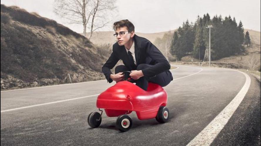 Giovani e prestiti, l'auto è la prima ragione di spesa