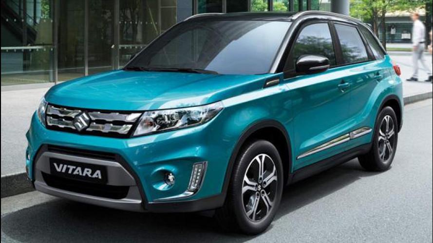 Nuova Suzuki Vitara, la ordini e nell'attesa hai subito una S-Cross