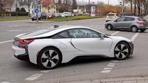BMW i8 S Spy Photo