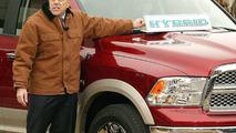 Jim Press revealing new Dodge Ram
