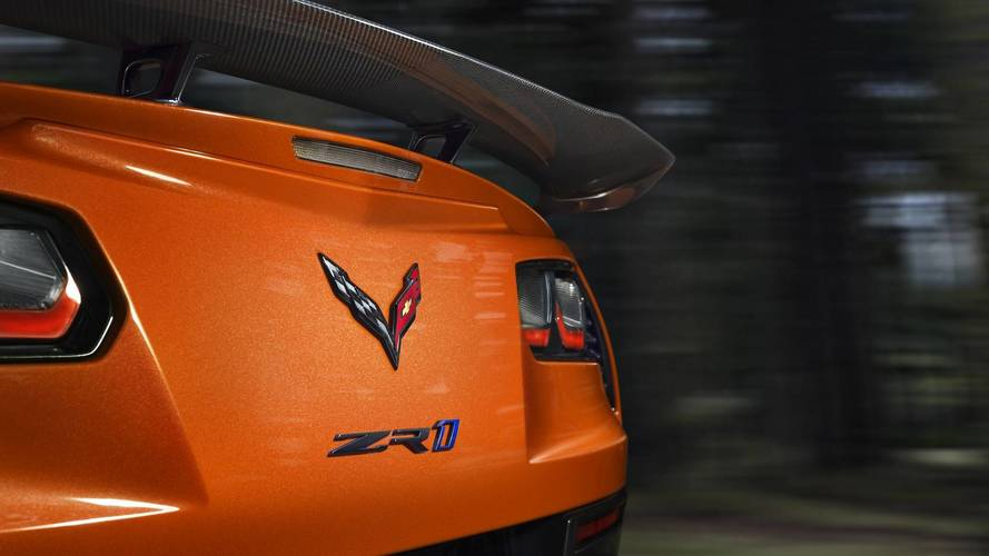 2019 Chevy Corvette ZR1
