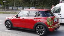 2018 Mini Cooper S spy photo