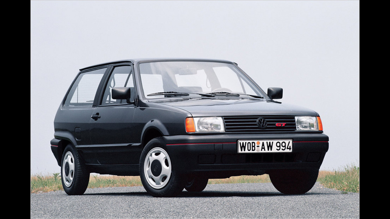 VW Polo (1981-1994)