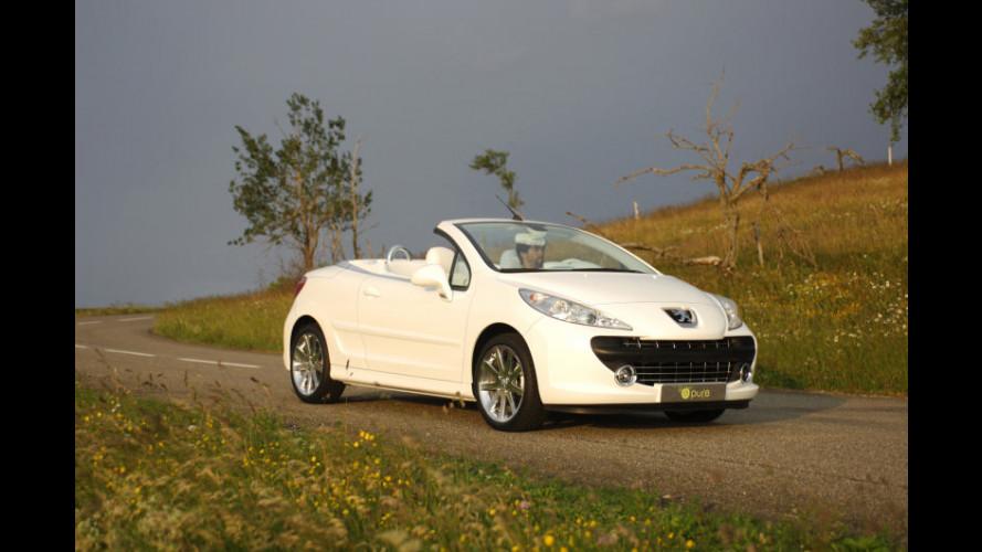 Peugeot 207 CC EPURE
