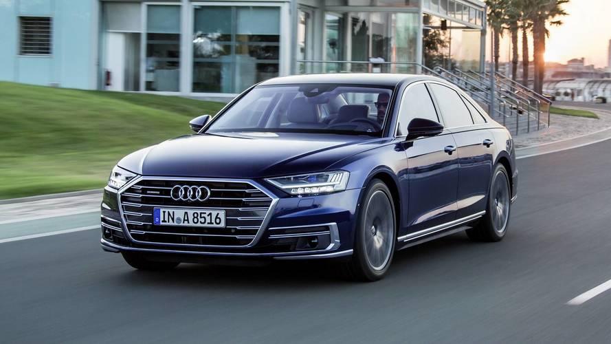 Yeni A8, W12 motorlu son Audi modeli olacak