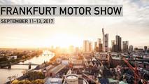 Frankfurt Motor Show Banner