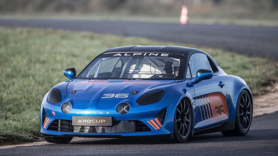 El Alpine A110 Cup nace para disputar una nueva copa monomarca