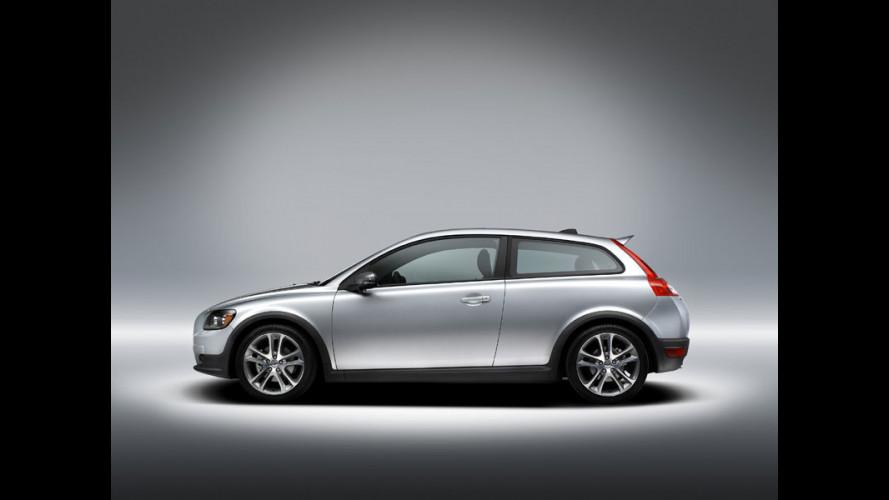 Volvo C30: prime informazioni