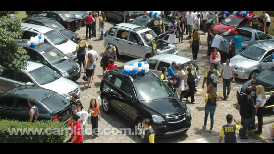 Chevrolet promove feirões pelo Brasil