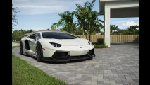 780-HP Lamborghini Aventador Looks Mean On ADV.1 Wheels