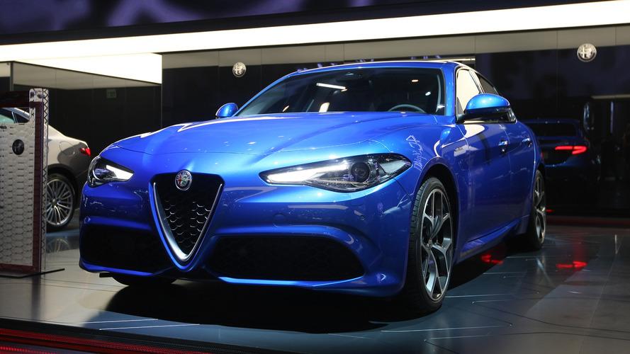 Alfa Romeo Veloce - La gamme s'étoffe