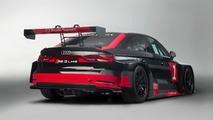 Audi RS3 LMS TCR yarış otomobili