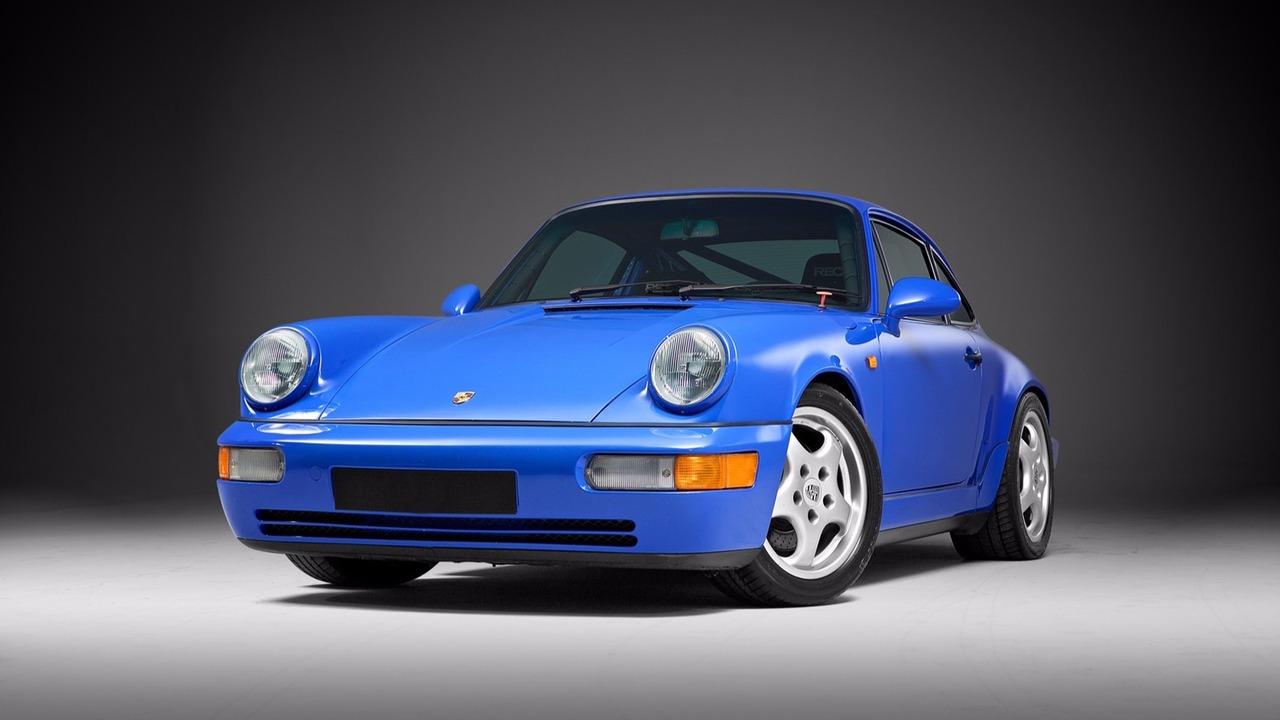 1991 Porsche 911 Carrera RS NGT