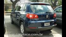 Volkswagen lança Tiguan na Argentina - Preço inicial por lá equivale a R$ 82.930