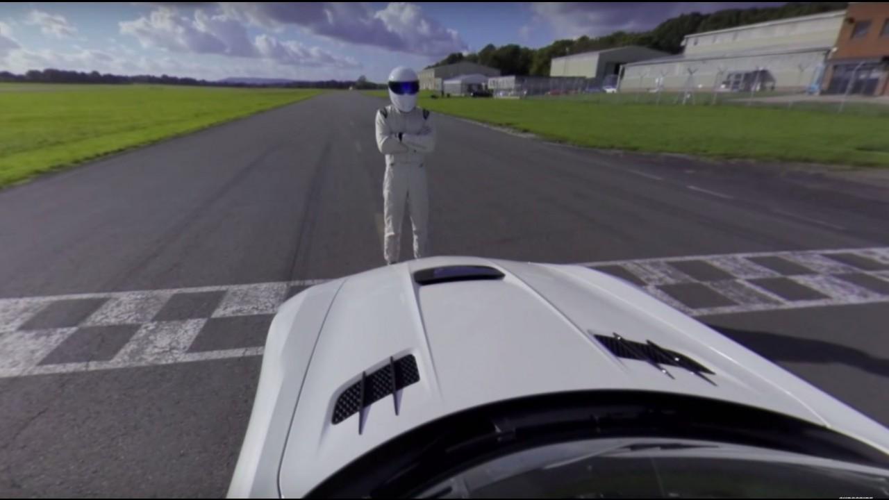 Stig'le 360 derece Pist Macerası