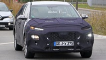 2018 Hyundai kompakt crossover casus fotoğrafları