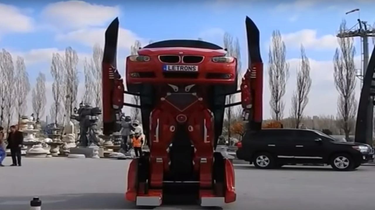 BMW Transformers