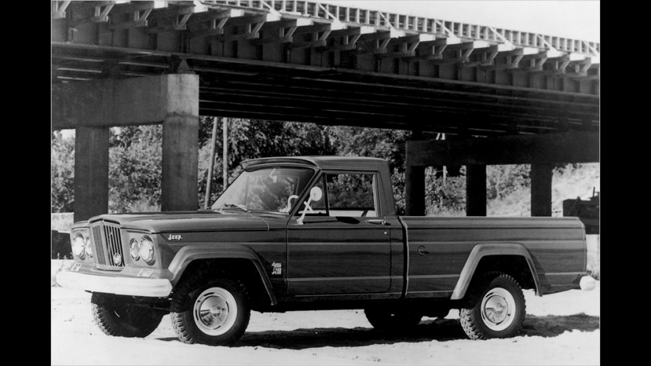 Jeep Gladiator Pick-up / J-Serie: 1963-1987