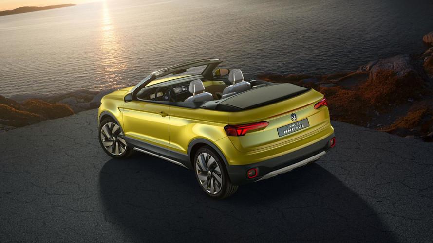 Salão do Automóvel: VW T-Cross Breeze conceitua futuro SUV nacional